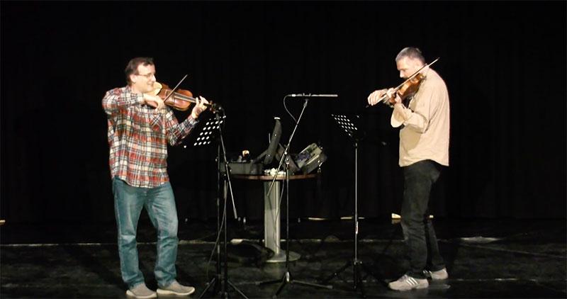 Duo Optimistic - performed by: András Bolyki & Gergely Balázs